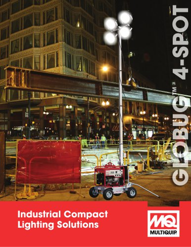 Industrial Compact Lighting Solutions