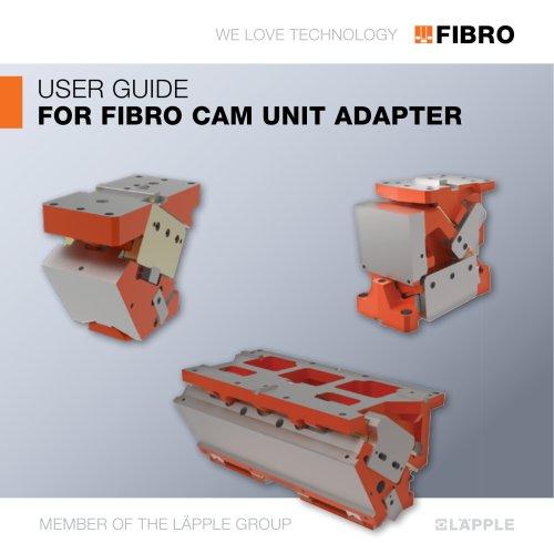 PDF USER GUIDE FOR FIBRO CAM UNIT ADAPTER