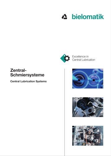 Central Lubrication Systems