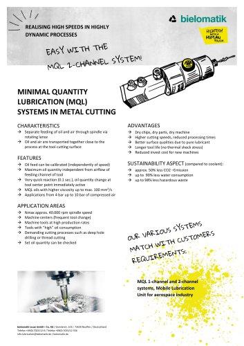 MMS 2-Kanal Fact Sheet