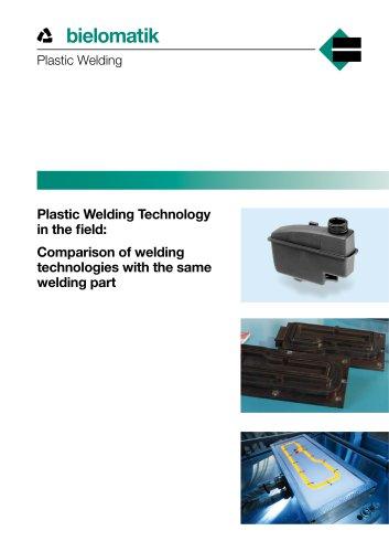 Plastic Welding Technology in the field