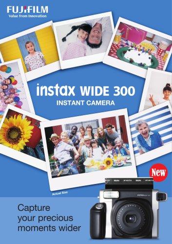 instax WIDE 300