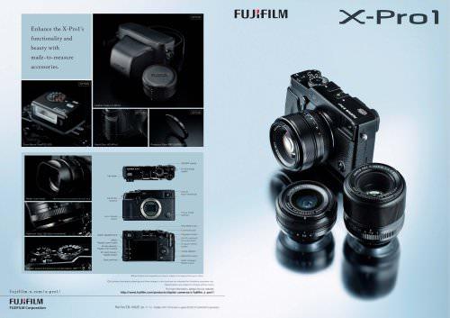 X-Pro 1