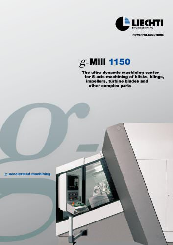 G-Mill 1150