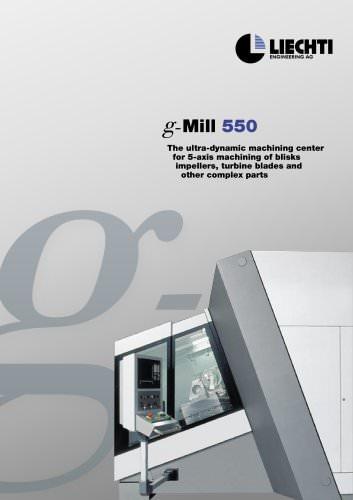 G-Mill 550