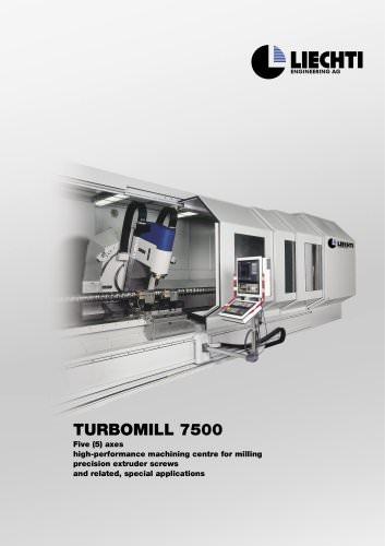 TURBOMILL 7500