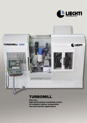 TURBOMILL XL 1400 / 2000 / 2600