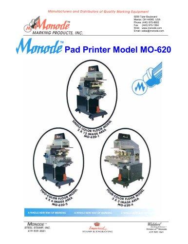 Pad Printer Model MO-620