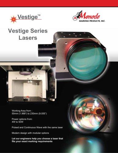 Vestige Series Lasers