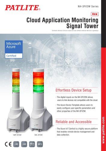 Cloud Application Monitoring Signal Tower