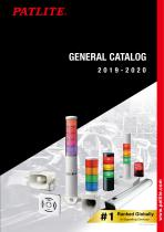 GENERAL CATALOG 2019 - 2020