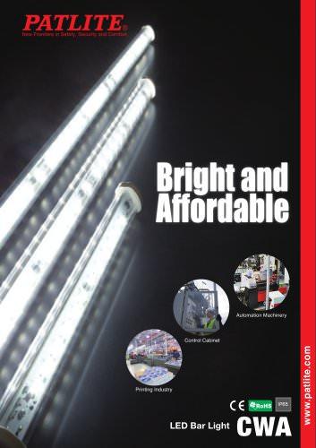 LED Bar Light CWA