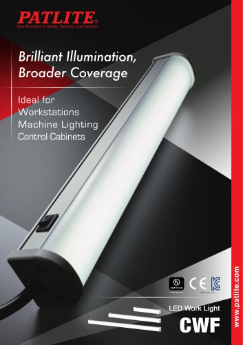 Led work light CWF