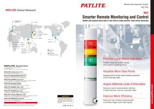 Smarter Remote Monitoring and Control