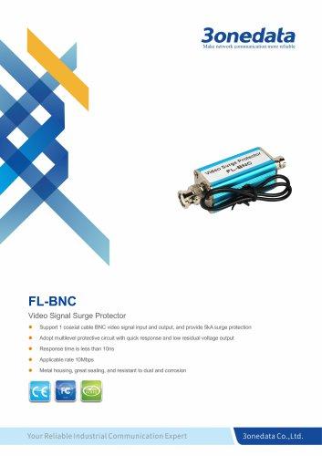 3onedata | FL-BNC | Video Signal Surge Protector