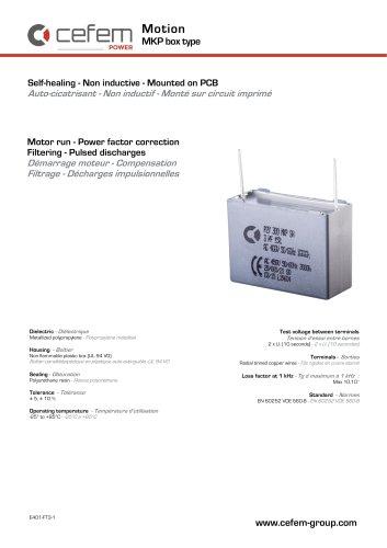 MKP Box Type