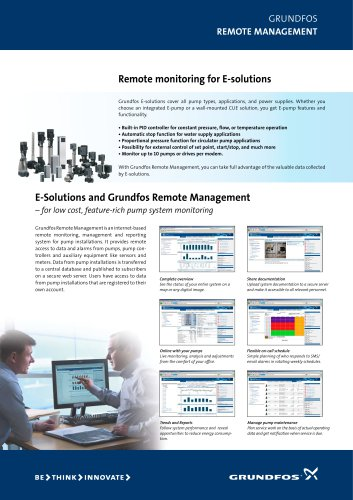 E-Solutions and GRM