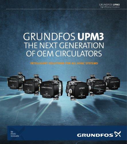 GRUNDFOS UPM3