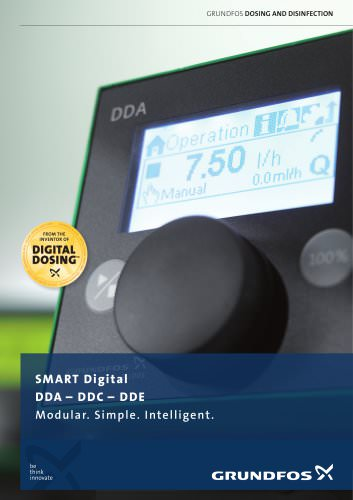 SMART Digital DDA ? DDC ? DDE