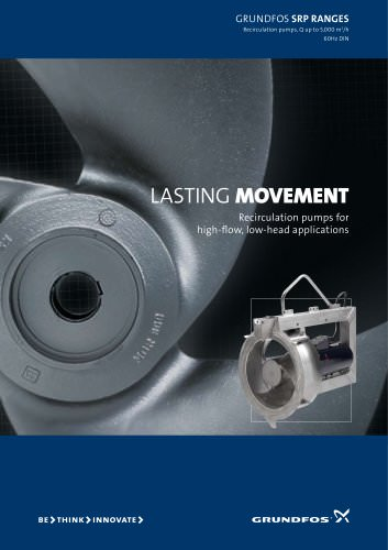SRP ? product brochure