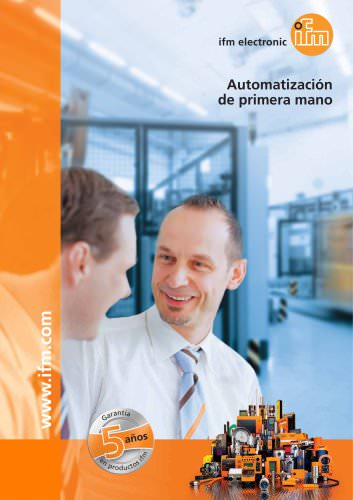 Automatización de primera mano