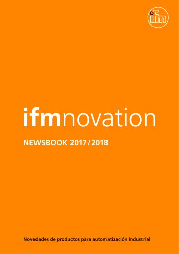 newsbook ifmnovation - Novedades de productos 2017