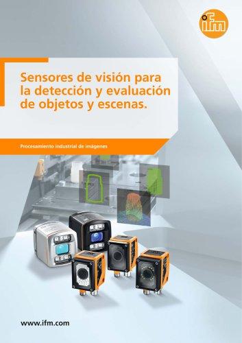 Procesamiento industrial de imágenes 2016. Sensores de visión para la detección y evaluación de objetos y escenas.