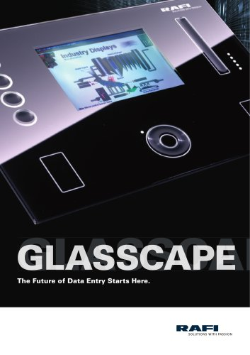 GLASSCAPE - Data Entry Systems with Glass Systems