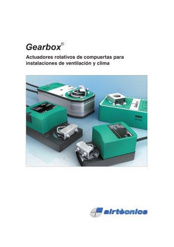 Actuadores - Gearbox