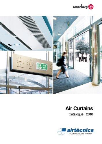 Air Curtains Catalogue 2018