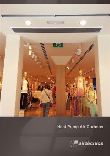 Heat Pump Air Curtains