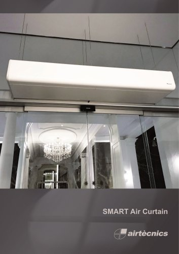SMART Air Curtain