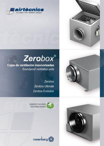 Unidades de Ventilación - Zerobox