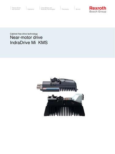 Near-motor drive IndraDrive Mi    KMS