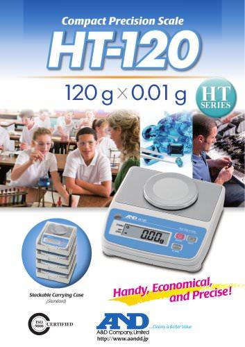 HT-120 Compact Precision Scale