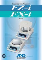 Precision Balances/FZ-i & FX-i Series