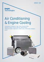 Air Conditioning & Engine Cooling