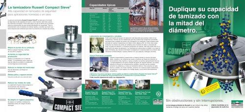 Compact Sieve Spanish