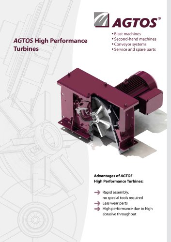 High-performance turbines 3.6
