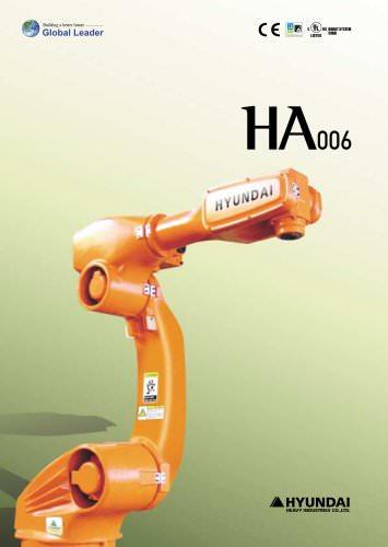 HA006 articulated robot