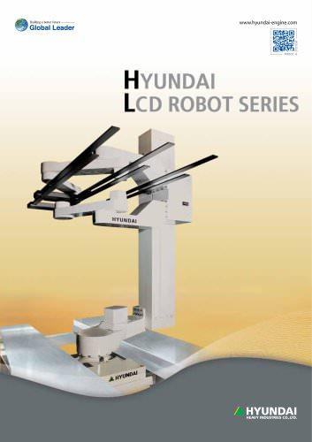 Hyundai LCD robot series