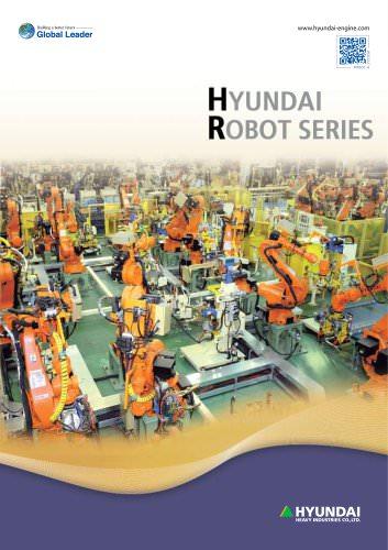 Hyundai robot series