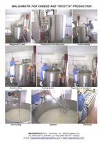 MALGAMATIC FOR CHEESE AND RICOTTA CHEESE PRODUCTION