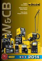 Welding Equipment Battery Chargers