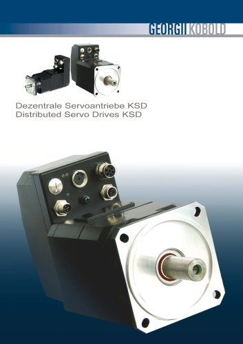 Distributed Servo Drives KSD