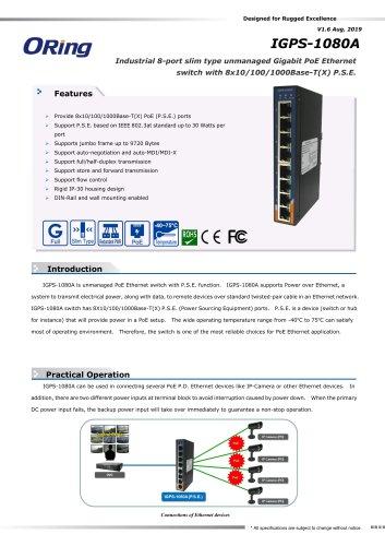 IGPS-1080A