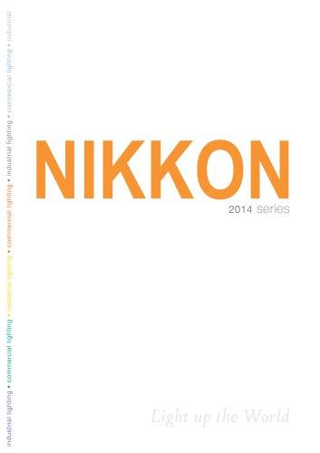 NIKKON Industrial Lighting (2014 Series)