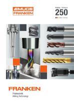 FRANKEN – Catalogue 250 Milling Technology