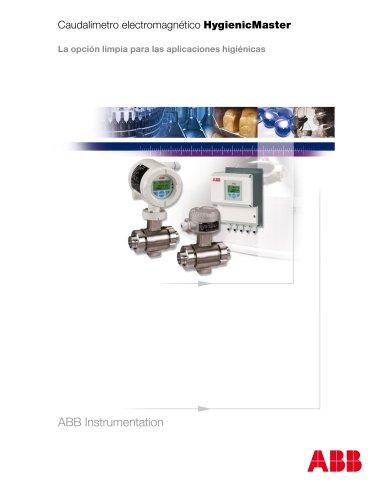 HygienicMaster FEH300 - Caudalimetro electromagnetico