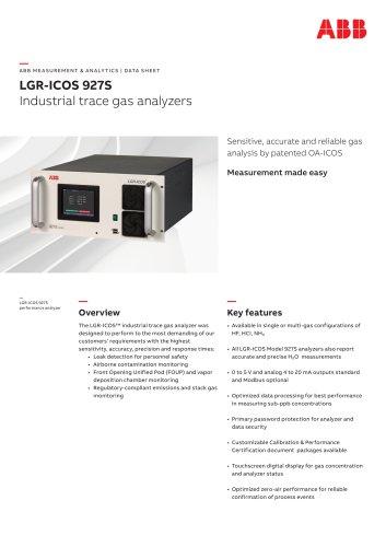 LGR-ICOS 927S